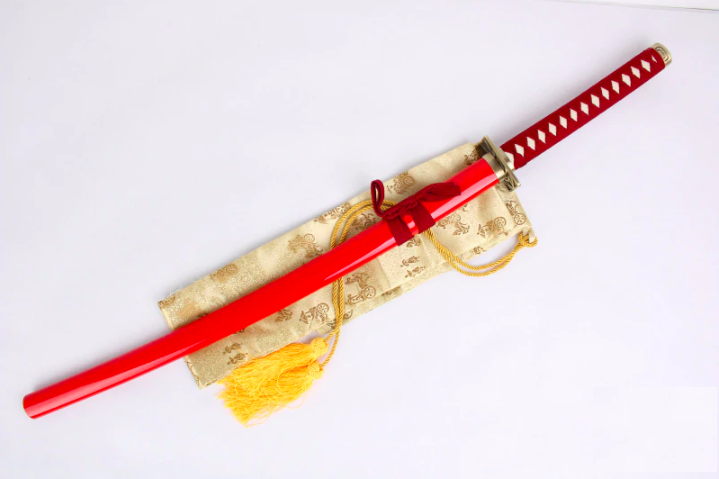 Abarai Renji Bleach Sword - BladesPro UK
