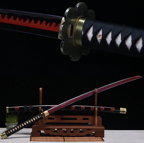 Hi To Chi Katana Samurai Sword - BladesPro UK