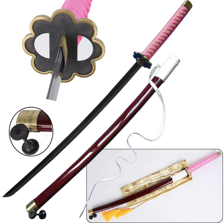 Kusajishi Yachiru Bleach Sword - BladesPro UK