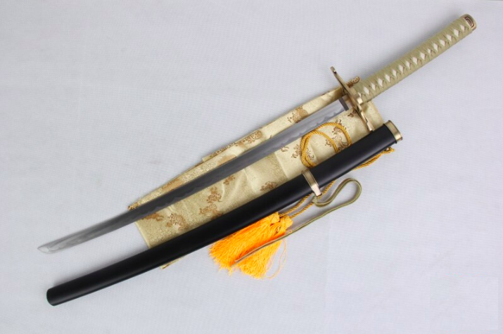Ulquiorra Cifer Zanpakutō Bleach Sword - BladesPro UK