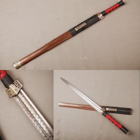 Authentic Han Jian Chinese Sword