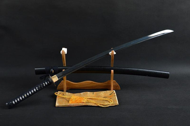 Ruomei Folded Steel Katana Samurai Sword - BladesPro UK
