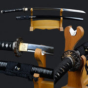 Shirasaya Clay Tempered Katana Samurai Sword - BladesPro UK