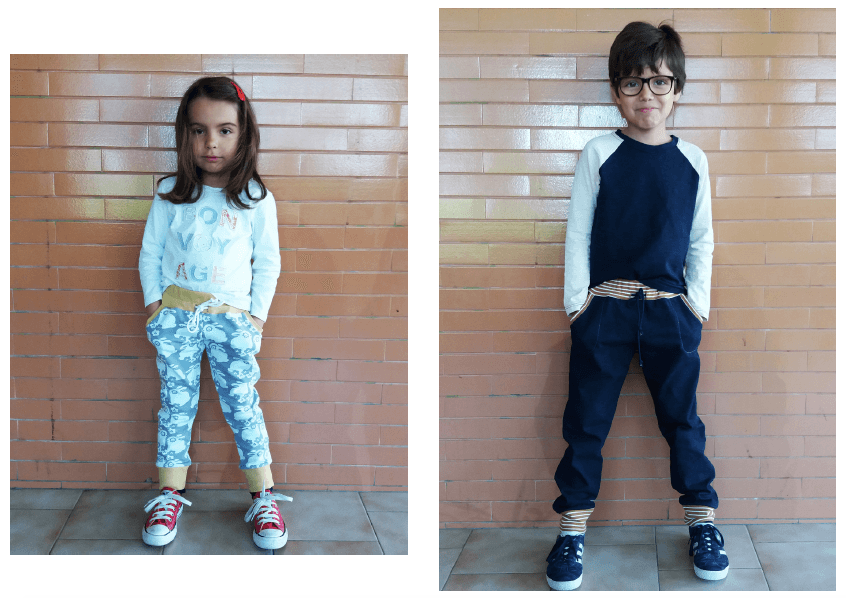 Sunday Joggers - Molde de costura / Sewing pattern (#1)