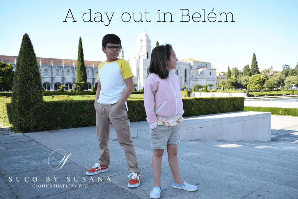 Project Run & Play week 1 - Wanderlust - A day out in Belém
