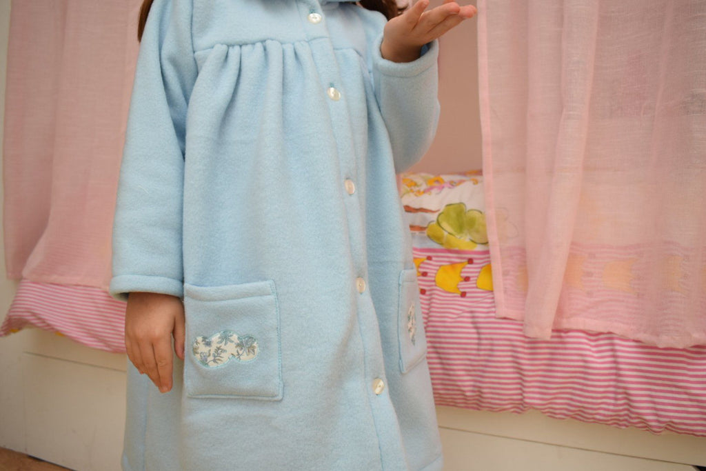 Teste a molde - Robe Inês / Pattern tester call - Inês Dressing Gown