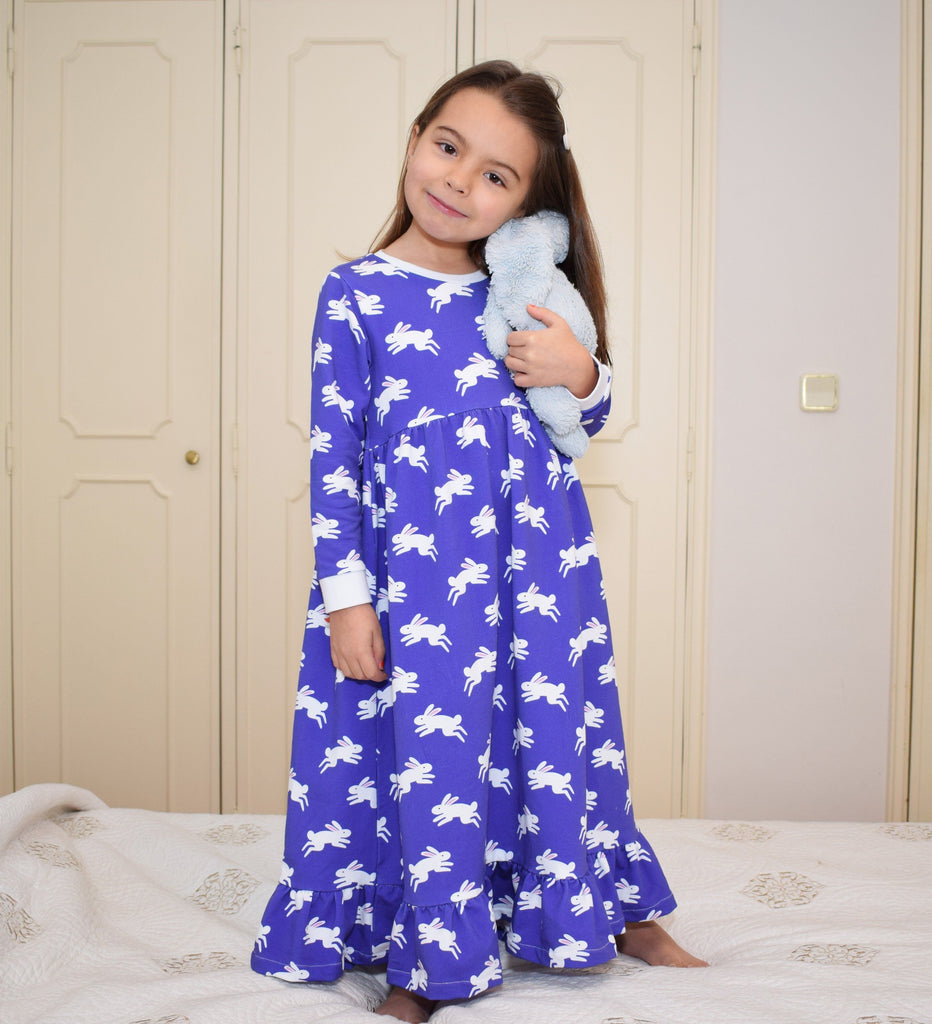 Rita Camisa de Dormir / Rita Dress & Nightgown