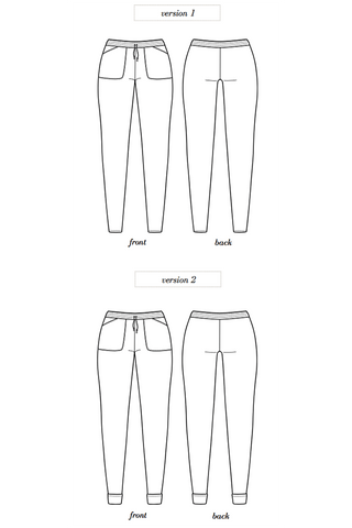 Moji pants, source: Seamwork Mag