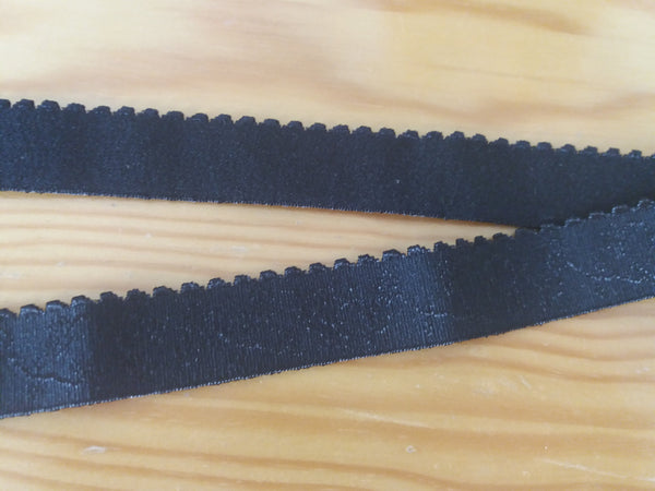 Band elastic - Preto / Black (21mm)