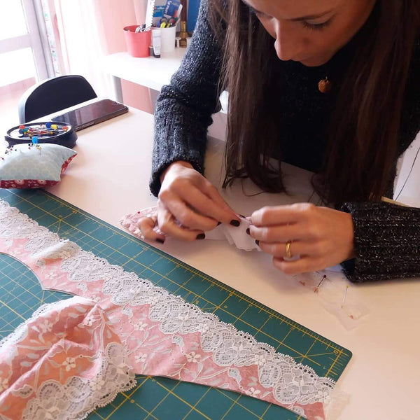 Aulas mensais de costura / Monthly sewing classes