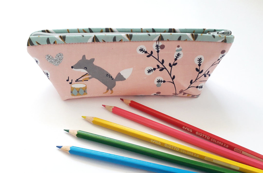 ABC Pencil case (pdf) - English