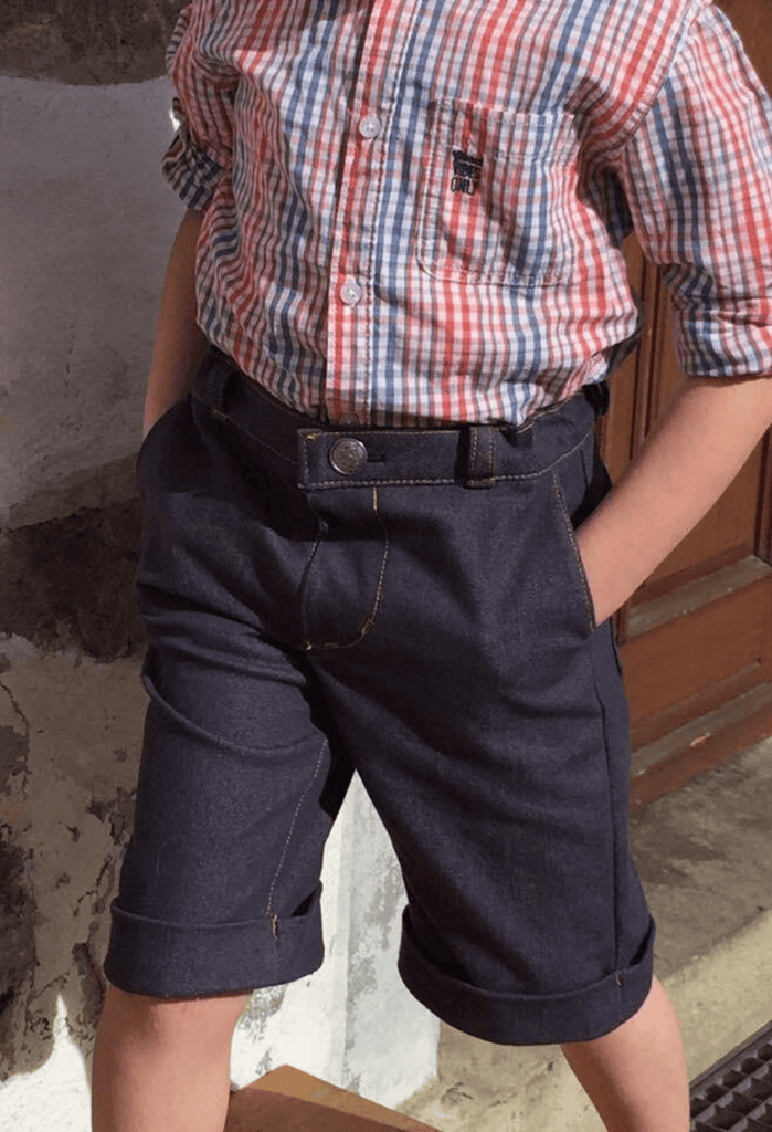Arthur Chinos Pants / Shorts (pdf) - English - Suco by Susana