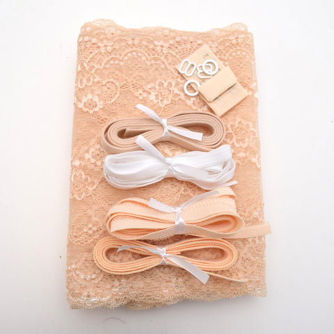 Lingerie kit - beige claro / light beige