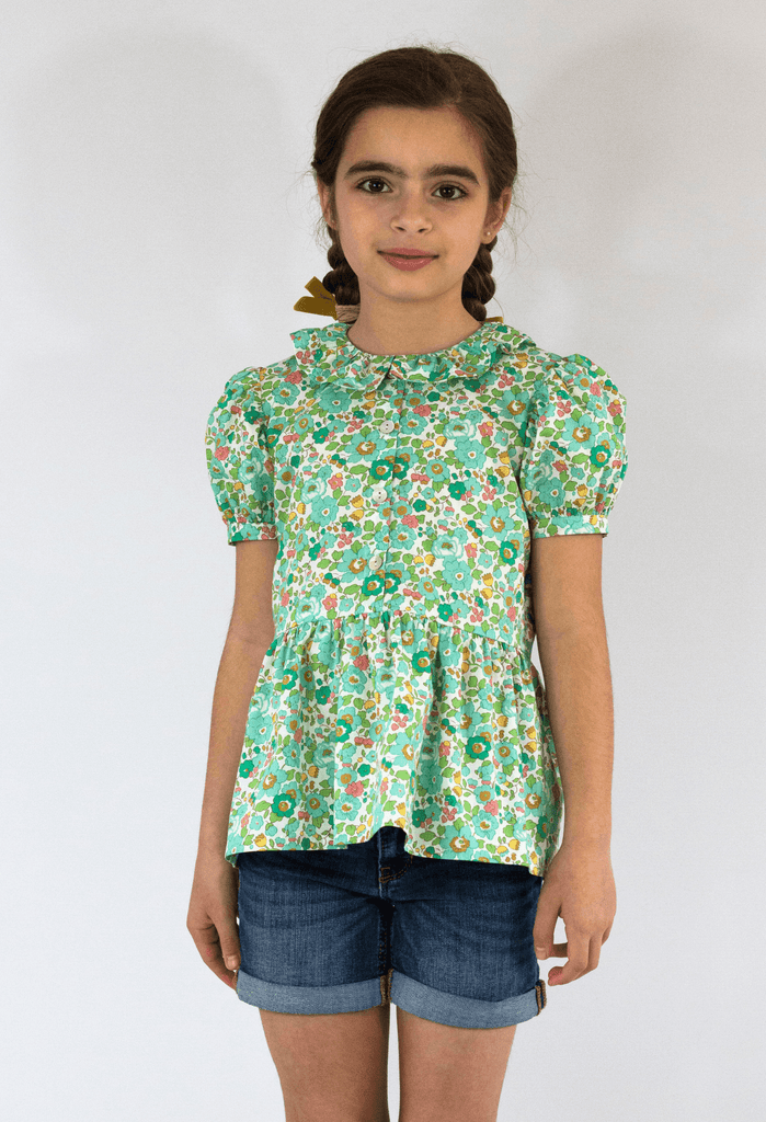 Maria Blouse (pdf) - English - Suco by Susana