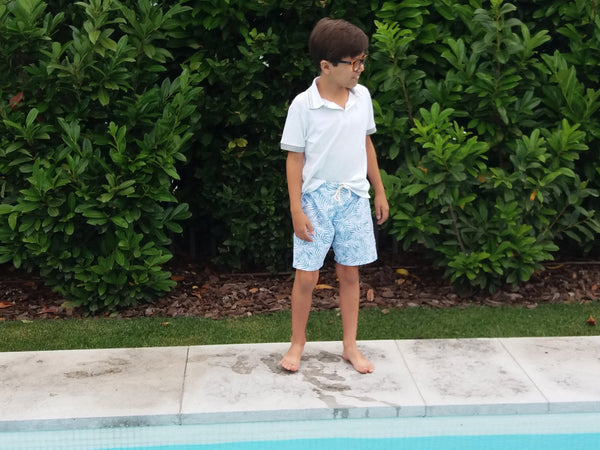 Manuel Swim Shorts (pdf) - English