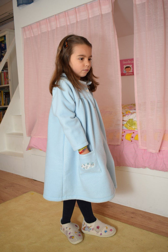 Bundle PJs + Dressing Gown Girls (PDF - English) – SUCO by Susana
