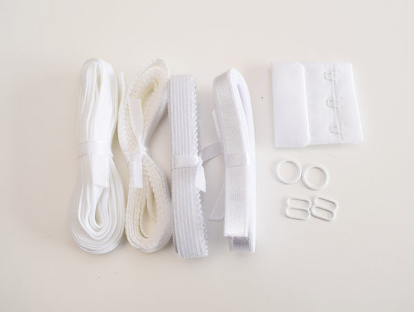 Lingerie kit - branco / white