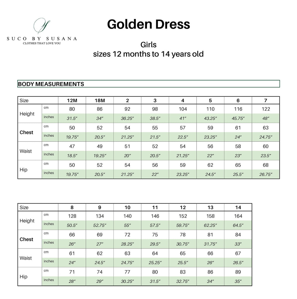 Golden Dress (pdf) - English