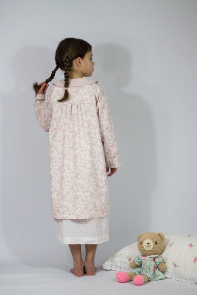 Inês Dressing Gown (pdf) - English
