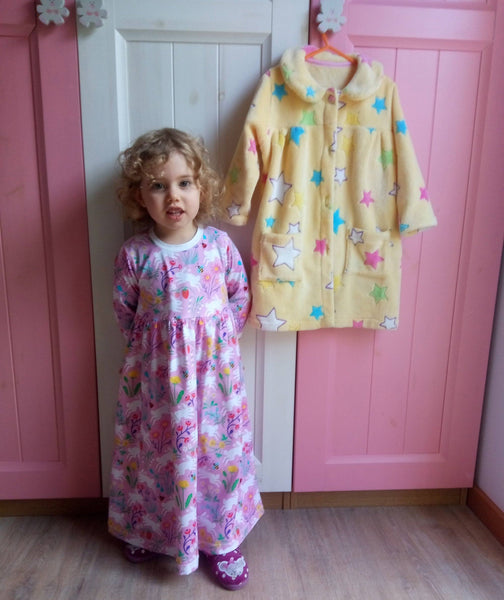 Rita Dress & Nightgown (pdf) - English
