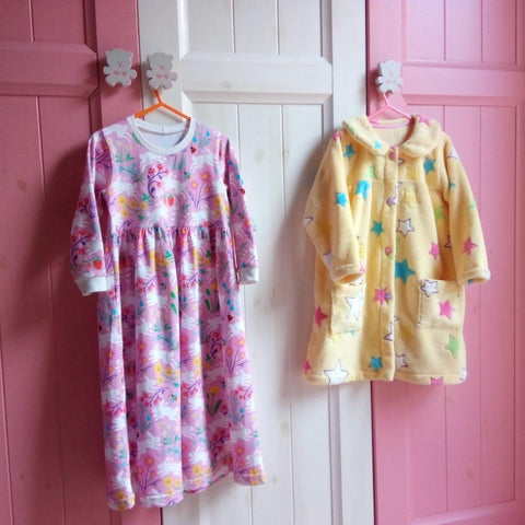 Bundle Nightgown + Dressing gown (English)