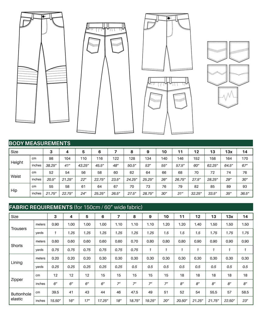 Super Tough Jeans (pdf) - English - Suco by Susana