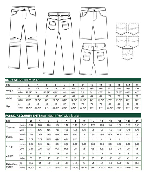 Super Tough Jeans (pdf) - English