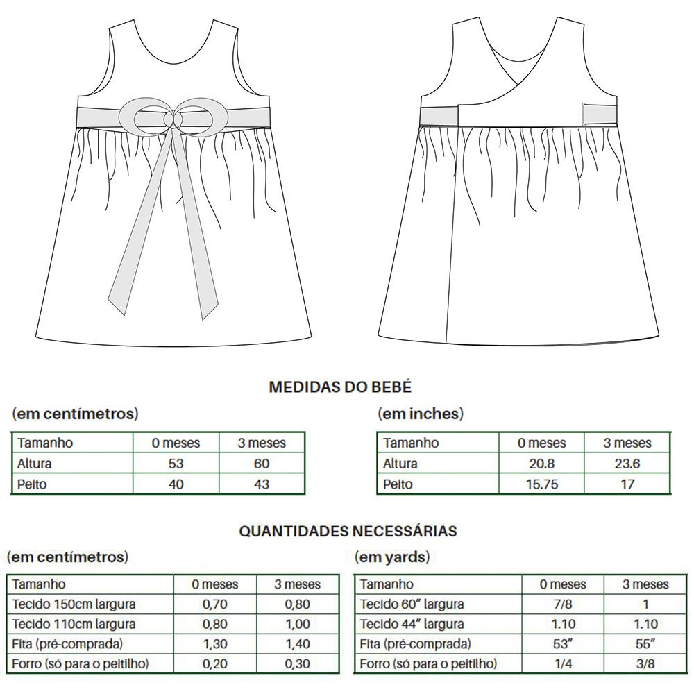 Amelia Babygown (pdf) - English - Suco by Susana