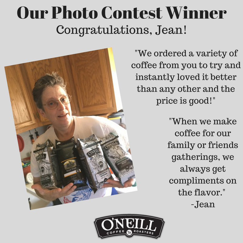 Picture Yourself with O'Neill Photo Contest