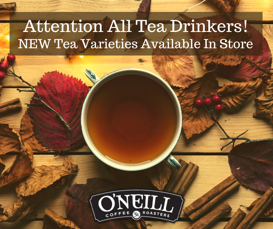 Attention All Tea Drinkers!