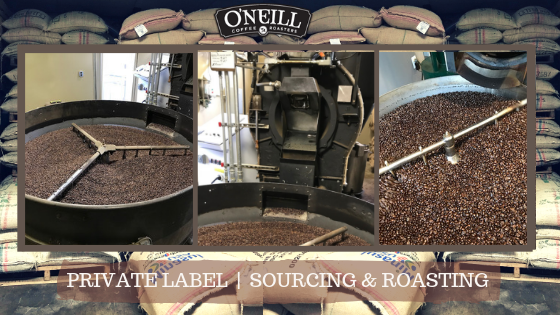 Private Label and Sourcing O'Neill Coffee