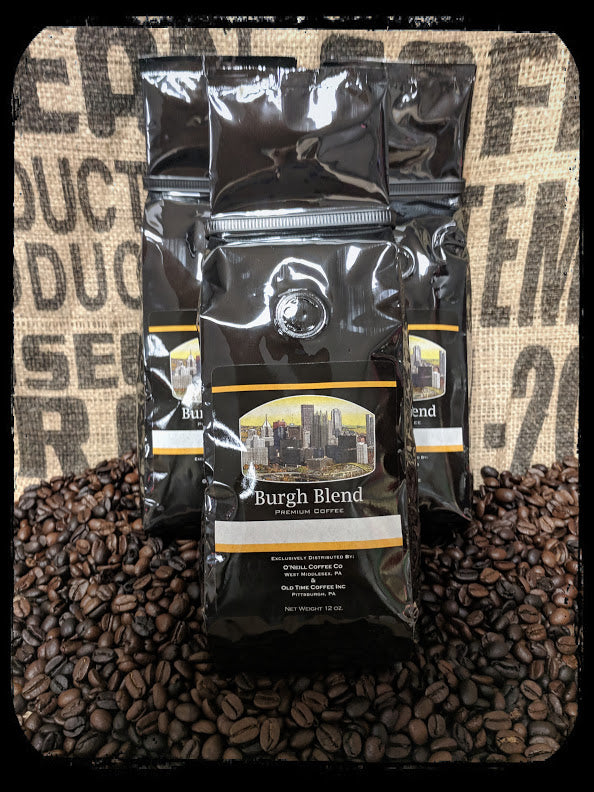 Burgh Blend:  Artisan Coffee by O'Neill Coffee