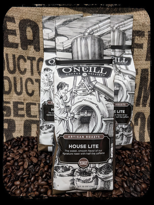 House Lite:  Artisan Coffee by O'Neill Coffee