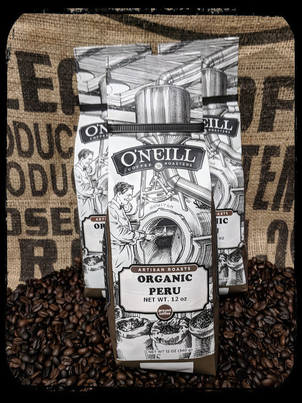 Organic Peru:  Artisan Coffee by O'Neill Coffee