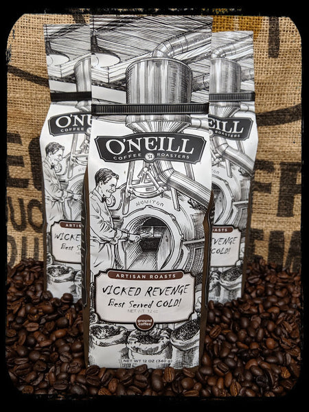 Wicked Revenge:  Artisan Coffee by O'Neill Coffee