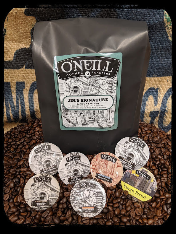 Artisan O'Cups by O'Neill Coffee