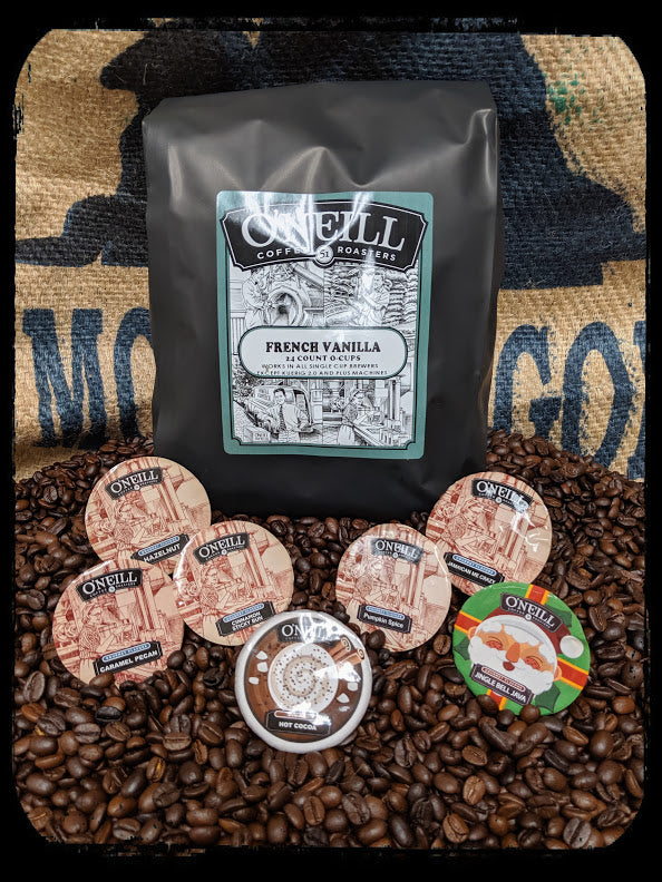 Flavored O'Cups by O'Neill Coffee