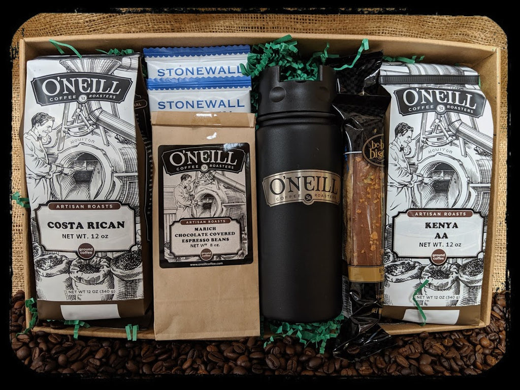 Executive Traveler Gift Box: Gifts by O'Neill Coffee