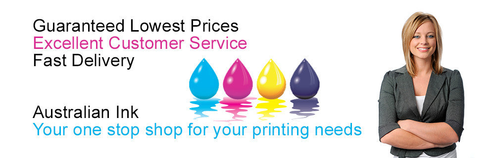 Lowest Prices - Australian Ink
