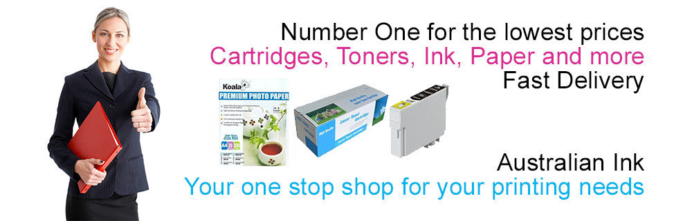 Australian Ink - All your printing needs