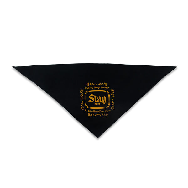 STAG DOG DAYS BANDANA - Stag Beer