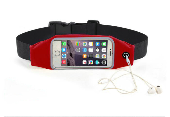 Large Phone Waterproof Waist Bag