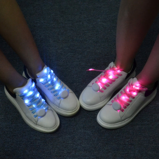LED Shoelace - various colours available