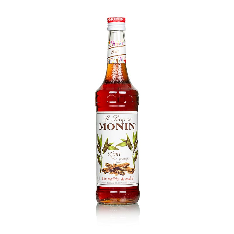 Zimt Sirup,  700 ml - Wine & Bar - Produkte von Monin - thungourmet