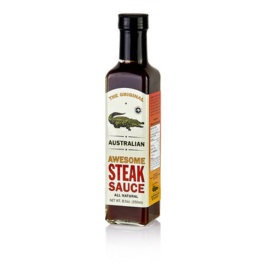 Australian Awesome Steak Sauce, von The Original,  250 ml - Asia & Ethno Food - Down Under Food - Australien & Neuseeland - thungourmet