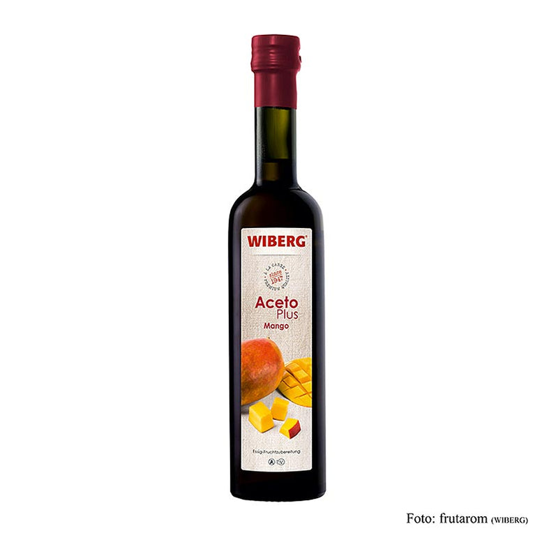 Wiberg Aceto Plus Mango, 1,2% Säure,  500 ml