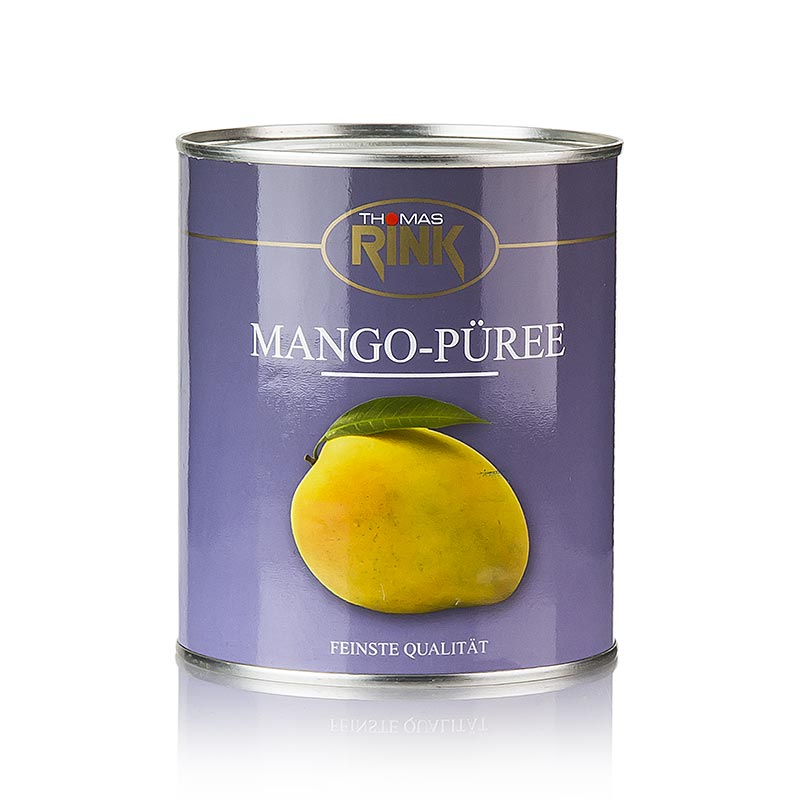Mango-Püree, gezuckert,  850 g