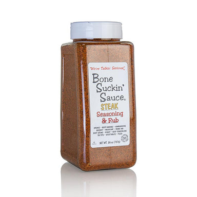 Bone Suckin´ Steak Seasoning & Rub´, BBQ Gewürzzubereitung, Ford´s Food,  737 g