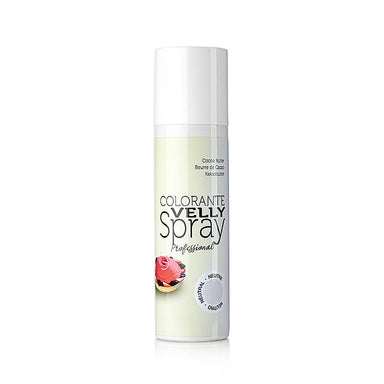 Kakaobutter Spray, Velvet/Samt Effekt, neutral, Velly,  250 ml - thungourmet
