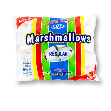 Marshmallows, ca. Ø 2,5cm,  250 g - Gebäck, Pralinen, Snacks - Snacks & Fingerfood - thungourmet